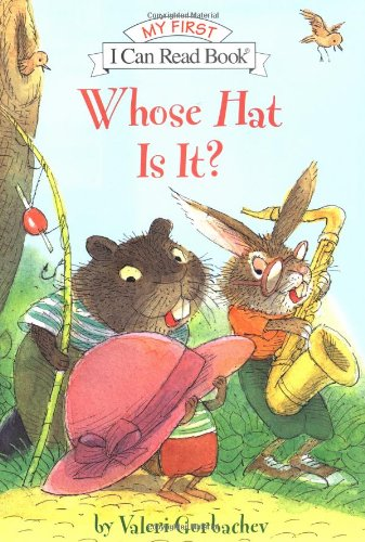 9780060534349: Whose Hat Is It? (My First I Can Read)
