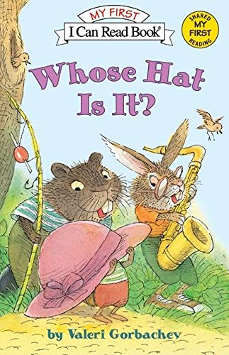 9780060534363: Whose Hat Is It? (My First I Can Read)