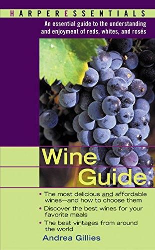 9780060534479: Wine Guide