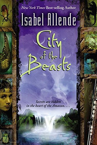 9780060535032: City of the Beasts