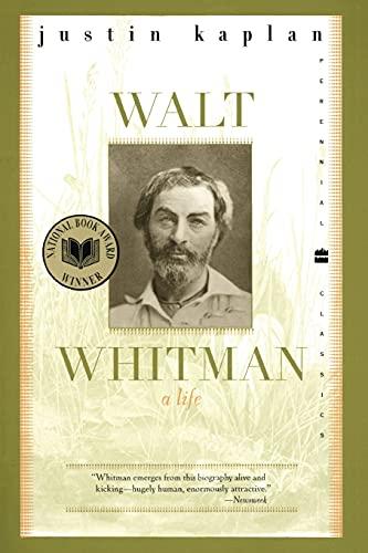 9780060535117: Walt Whitman: A Life (Perennial Classics)