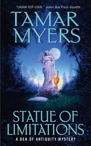 9780060535148: Statue of Limitations (Den of Antiquity Mysteries)