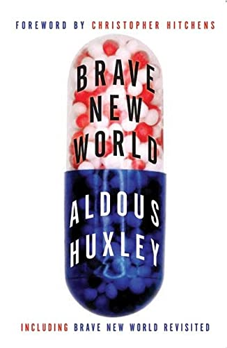 9780060535261: Brave New World and Brave New World Revisited