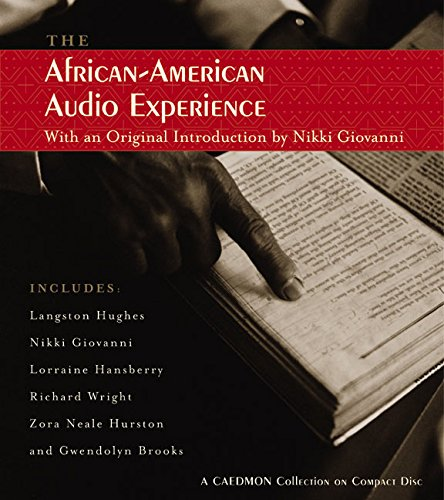9780060535278: African American Audio Experience