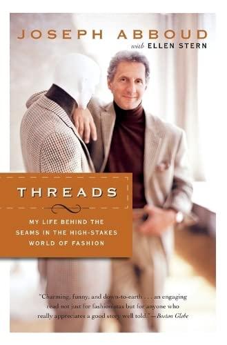 9780060535353: Threads