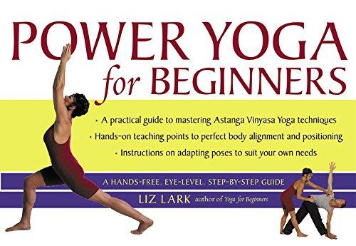 9780060535414: Power Yoga for Beginners
