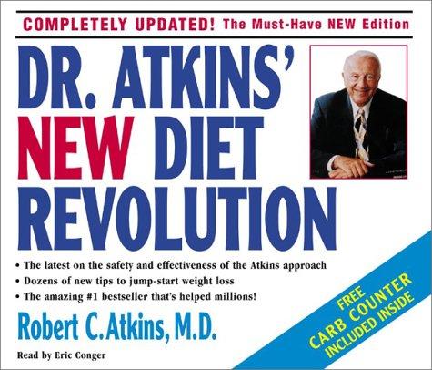 9780060535537: Dr. Atkins' New Diet Revolution CD