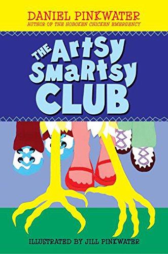 9780060535575: The Artsy Smartsy Club