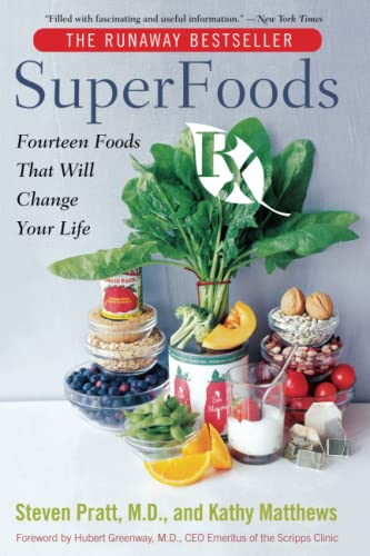 9780060535681: SuperFoods Rx: Fourteen Foods That Will Change Your Life
