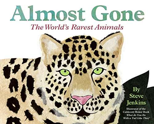 9780060535988: Almost Gone: The World's Rarest Animals (Let's-Read-and-Find-Out Science 2)