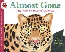 9780060535995: Almost Gone: The World's Rarest Animals (Let's-Read-and-Find-Out Science. Stage 2)