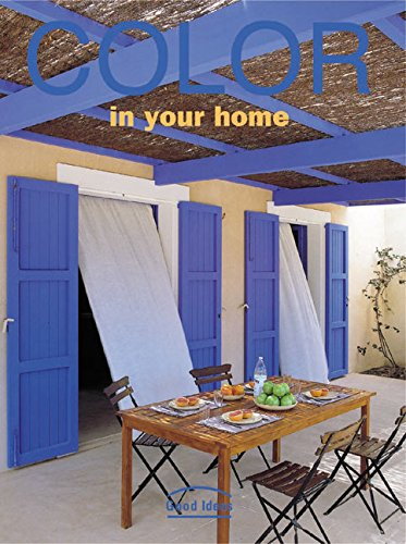 9780060536107: Color in Your Home (Good Ideas Series)