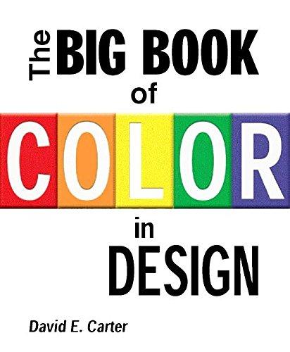 9780060536121: Big Book of Colour and Design