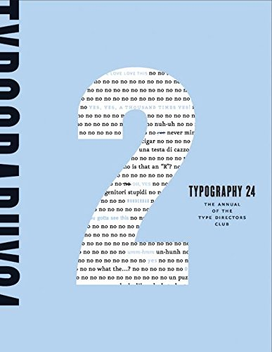 9780060536145: Typography 24: The Annual of the Type Directors Club