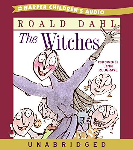 9780060536169: Witches CD Unabridged, The