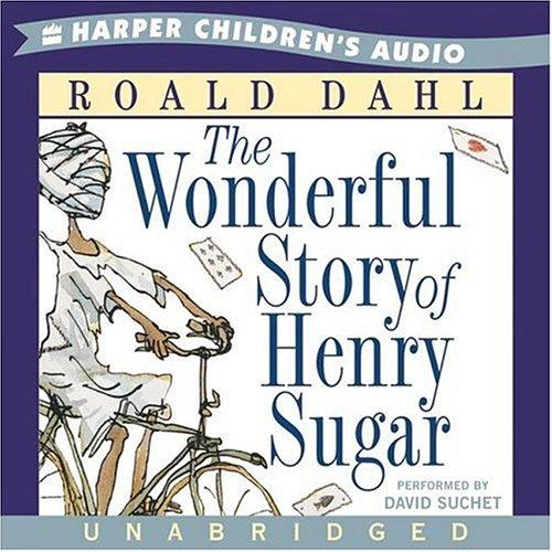 9780060536244: The Wonderful Story of Henry Sugar Unabridged CD