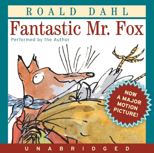 9780060536275: Fantastic Mr. Fox CD Unabridged