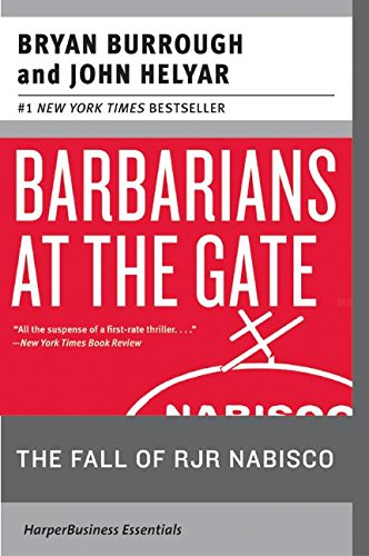 9780060536350: Barbarians at the Gate: The Fall of RJR Nabisco