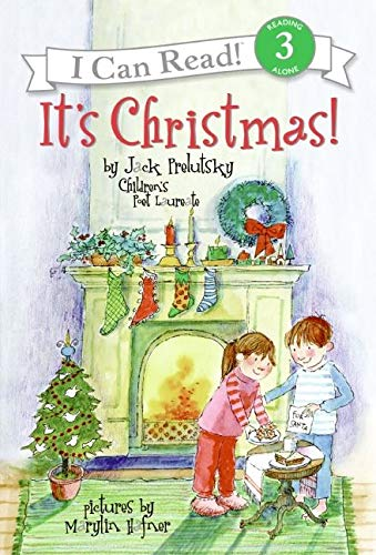 9780060537067: It's Christmas! (I Can Read! Reading Alone 3)