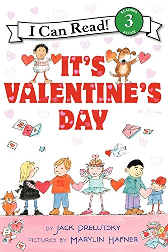 9780060537128: It's Valentine's Day (I Can Read Book 3)