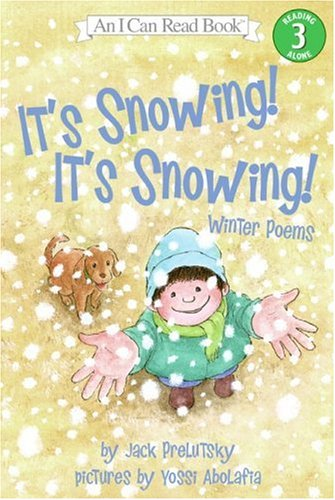 9780060537159: It's Snowing! It's Snowing!: Winter Poems (I Can Read - Level 3)