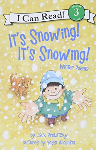 9780060537173: It's Snowing! It's Snowing!: Winter Poems (I Can Read Level 3)