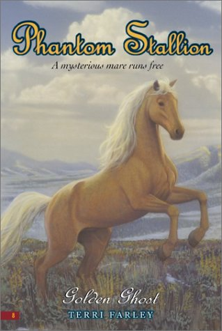 9780060537265: Phantom Stallion #8: Golden Ghost