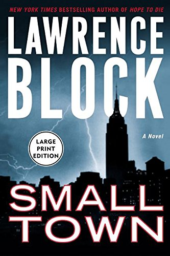 Small Town LP: Lawrence Block