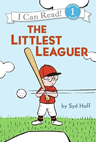 9780060537722: The Littlest Leaguer (I Can Read Book 1)
