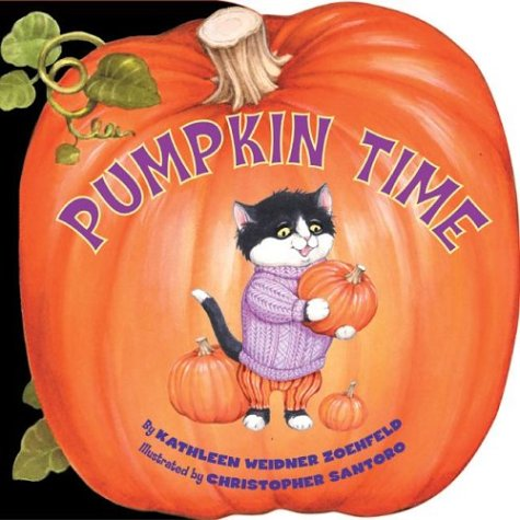 9780060537883: Pumpkin Time
