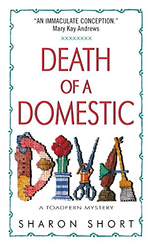 9780060537951: Death of a Domestic Diva: A Toadfern Mystery