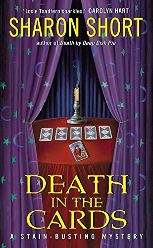 9780060537982: Death in the Cards: A Stain-busting Mystery (The Stain-Busting Mysteries)