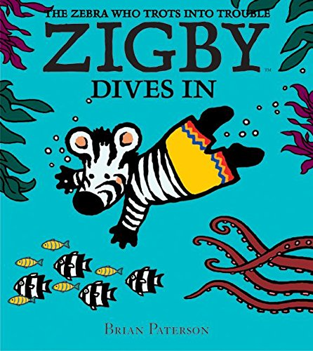 9780060537999: Zigby Dives In