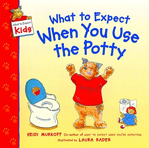 9780060538019: What to Expect When You Use the Potty (What to Expect Kids)