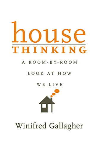 9780060538699: House Thinking: A Room-By-Room Look at How We Live