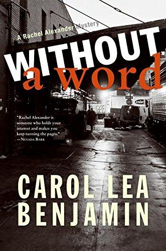 9780060539016: Without a Word: A Rachel Alexander Mystery (Rachel Alexander & Dash Mysteries)