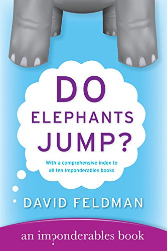 9780060539139: Do Elephants Jump? (Imponderables Books)