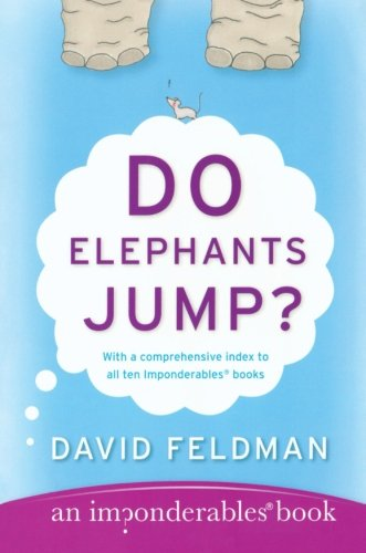 9780060539146: Do Elephants Jump? (Imponderables Series)