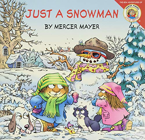 9780060539474: Little Critter: Just a Snowman