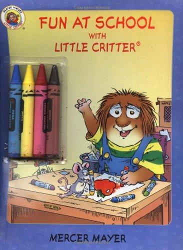 9780060539542: Little Critter: Fun at School with Little Critter