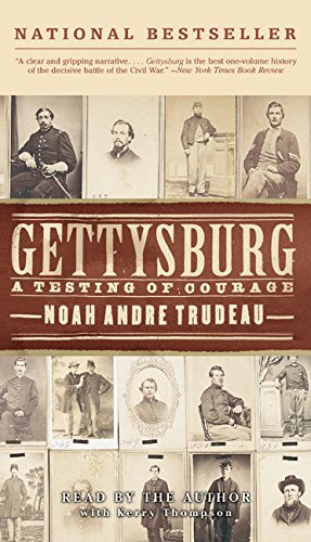 9780060539870: Gettysburg: A Testing of Courage
