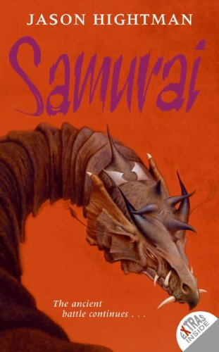 9780060540166: Samurai (Saint of Dragons)