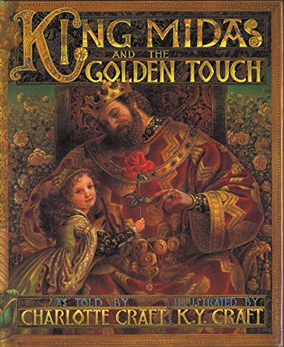 9780060540630: King Midas and the Golden Touch