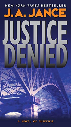 9780060540937: Justice Denied (J. P. Beaumont Novel)