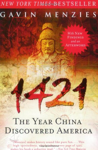 1421. The Year China Discovered America.