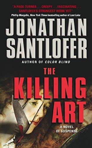 9780060541088: The Killing Art (Kate McKinnon Novels)
