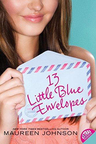 9780060541439: 13 Little Blue Envelopes