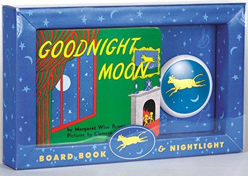 Goodnight Moon Board Book & Nightlight: Margaret Wise Brown