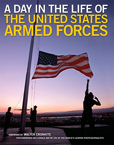 9780060541804: A Day in the Life of the United States Armed Forces