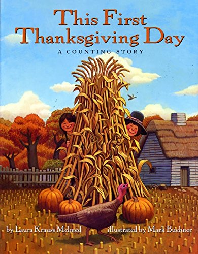 9780060541842: This First Thanksgiving Day: A Counting Story